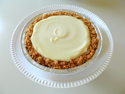 named by locals--the best Key Lime Pie on the Planet...