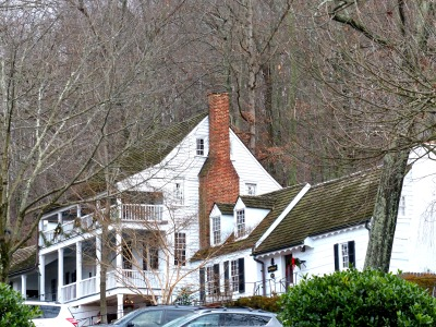 Michie Tavern was built as a residence between 1772 and 1773. It stands as an example of the historic preservation movement in the 1920s. It is also the only tavern in Albemarle County to have an exterior taproom and represents the vernacular form associated with taverns in early Albemarle County.