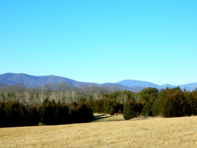 another fabulous vista in Albemarle county