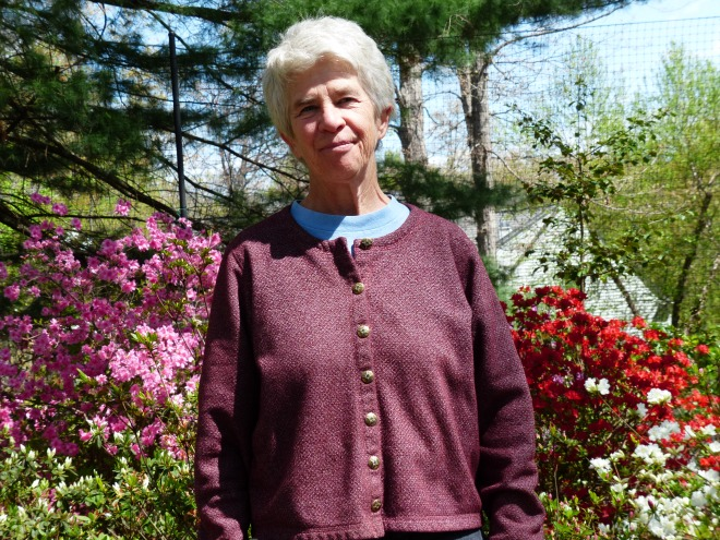 on my way out of the property I had the pleasure of meeting Sally, a twenty-year veteran gardener of this garden ~ I am humbled by her talent and cheerful persona