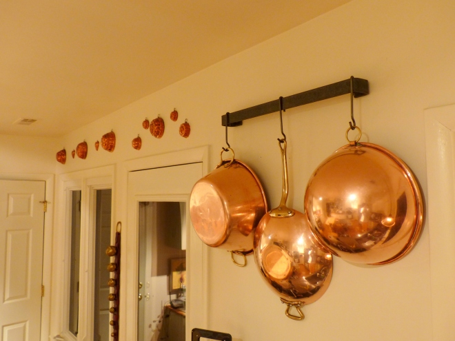 my collection of French copper serves me well for a lifetime