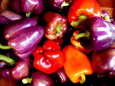 dazzling peppers!